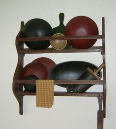 Bowl Rack