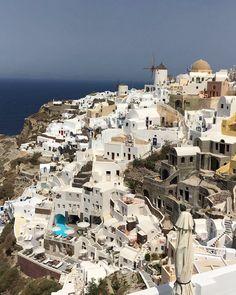 Oia, Santorini. Greece.