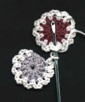 Net Stitch Yo-Yo Joining