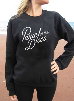 Panic at the Disco Sweater Sweatershirt Unisex by Kiddingshop