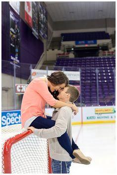 Hockey Engagement Pictures | Mankato, MN Engagement Photography | Weddings, Engagement, Couples, Love & Lifestyle Photography Norfolk Virginia, Mankato Minnesota