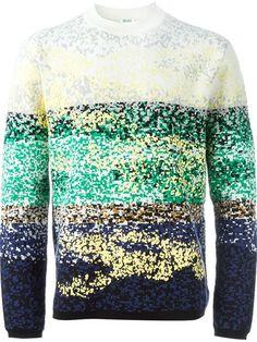 KENZO 'Sand' Sweatshirt. #kenzo #cloth #sweatshirt
