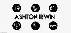 (13) TumblrAshton Irwin