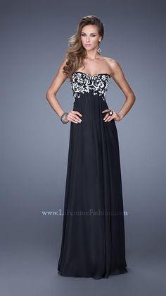 La Femme Prom 20783   La Femme Prom dresses  London   Beautiful Dresses   UK