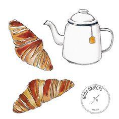 Good objects - Lazy sunday… Falcon Enamelware Tea Pot @falconenamel #goodobjects