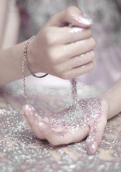Silvery dust ♥