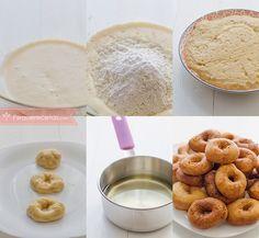 como hacer rosquillas de anis
