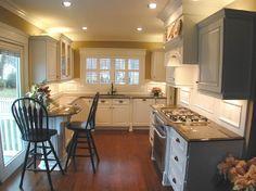 Great beach house kitchen!
