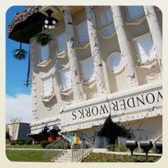 Wonderworks Panama City Beach Fl