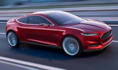 The next Ford Mustang...what do you think?