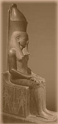 Atum,  the Kemetic Creator. The Great He-She. An introduction to this God(ess)