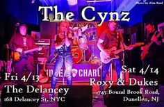 The Cynz at The Delancey NYC