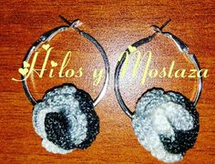 Accesorios en crochet hechos 100% a mano Crochet Earrings, Jewelry, Facts, Tejidos, Accessories, Jewlery, Bijoux, Jewerly, Jewelery