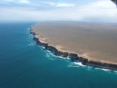 The End of the World, Nullarbor Cliffs