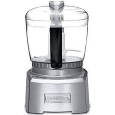 Everyone needs a good chopper in their kitchen arsenal! We love this one --> Elite Collection™ Chopper/Grinder/Food Processor Cuisinart Food Processor, Food Processor Recipes, Kitchen Tools, Kitchen Gadgets, Kitchen Stuff, Kitchen Products, Small Appliances, Kitchen Appliances, Grinder