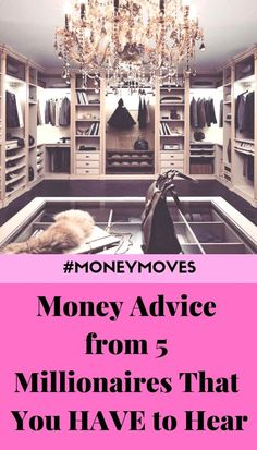 Money advice from 5