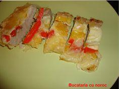 Rulouri de carne si foaie de placinta -  Bucataria cu noroc Noroc, Sushi, Ethnic Recipes, Honey, Sushi Rolls
