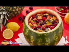 Watermelon sangria - recipe
