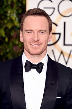 Michael Fassbender attends the 73rd Annual Golden Globe Awards held at the Beverly Hilton Hotel on January 10, 2016 in Beverly Hills, California.