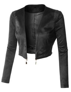 Chloé Cropped crepe blazer found on Polyvore | Top Fashion ...
