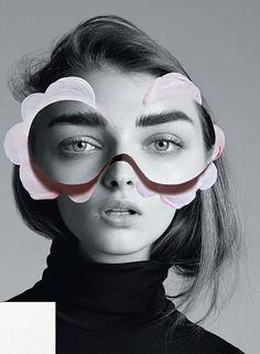 daga ziober by quentin jones for flair magazine