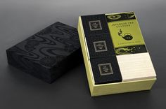 Japanese Tea Culture Packaging