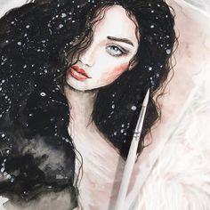 704 отметок «Нравится», 48 комментариев — Tatiana, Moscow, watercolor (@tatka_o) в Instagram: «. . . . #arts_secret #artistic_today #artistic_unity_ #funartz #artistic_discover #artistic_plus24…»