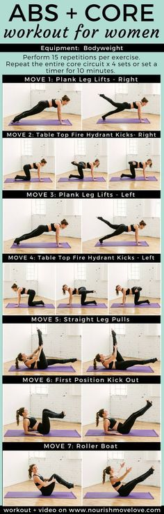10 Minute Barre Abs Workout | barre workout I at home workout I at home workout for women I barre I barre exercises II Nourish Move Love #barre #athomeworkout #abworkout #AbsWorkoutsAtHome