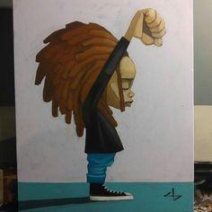 "Cbabi Bayoc ""Young Lion"""