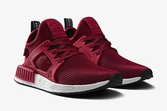 """adidas Originals is continuing its seemingly never-ending NMD releases with a new, deep-pink """"Magenta"""" NMD_XR1 for women."""