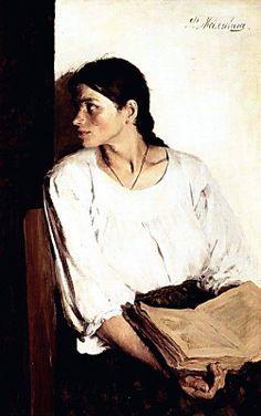 Amazing Russian Painter Filipp Malyavin (1869-1940)