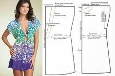Schema semplice vestito