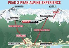 PEAK 2 PEAK Gondola | Tourism Whistler | Official Destination Website for Whistler, BC Canada