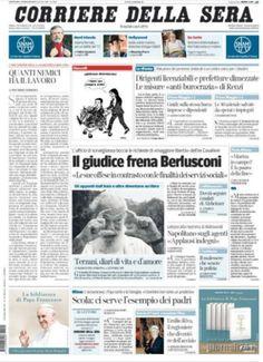 Informazione Contro!: La rassegna stampa dei principali quotidiani itali...