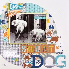 Squat Your Dog - Scrapbook.com