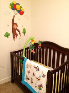 Curious George Baby Room
