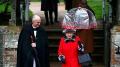 Queen to miss Christmas Day church service 'due to cold'
