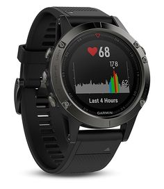 Garmin Fenix 5 - Heart Rate Monitor