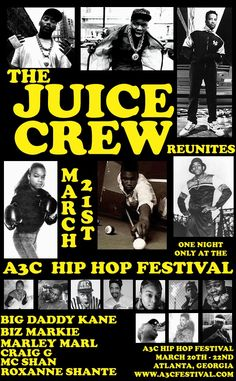 juice crew | Juice Crew Reunites This Friday at A3C Festival » SOULBOUNCE.COM