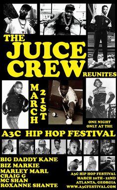 juice crew   Juice Crew Reunites This Friday at A3C Festival » SOULBOUNCE.COM