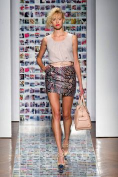 Aigner Spring 2013 Ready-to-Wear Collection