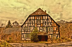 ... noch im Bereich der Verbandsgemeinde Wissen, aber ganz nahe an der Landesgrenze zu NRW