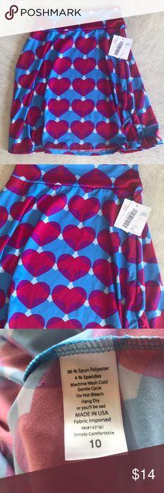 Women's Clothing Used 2x Lularoe Azure Skirt Grade Products According To Quality