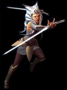 Ahsoka Tano (Star Wars: Rebels)
