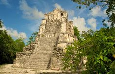 Riviera Maya: a tropical escape into history. #mexico - ill be exploring this place in April!