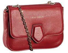3a6ccabdc12f7 Coccinelle Minibag London Rosso - Abendtasche Clutch