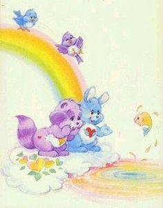 Bright Heart Racoon & Swift Heart Rabbit