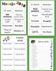 Plan de dezvoltare personala Kids Education, Classroom Decor, Kids And Parenting, Grammar, Growing Up, Back To School, Therapy, Teacher, Activities