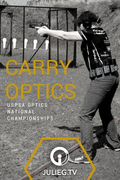 Are you ready? USPSA Carry Optics Nationals :)