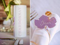 menu mariage thème vignes, marque-place thème vigne - Mariage sur le thème des vignes - Château Saint Louis (82) Saint Louis, Saint Vincent, Laurent, Wedding, Deco, Bunch Of Flowers, Grape Vines, Vineyard, Valentines Day Weddings